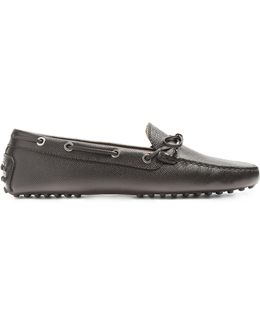 Gommini Saffiano Loafers