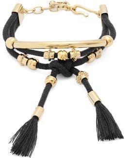 Otis Layered Cord Bracelet