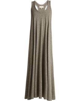 The Swing Tank Jersey Maxi Dress