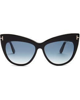 Nika Cat-eye Sunglasses
