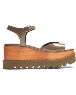 Elyse Platform Sandals