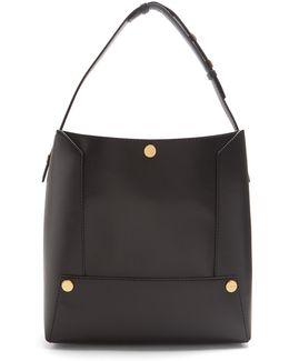 Stella Popper Faux-leather Shoulder Bag