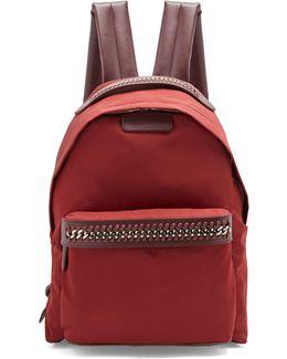 Falabella Go Eco-nylon Backpack