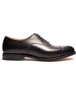 Dubai Leather Derby Shoes