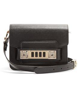 Ps11 Mini Leather Shoulder Bag