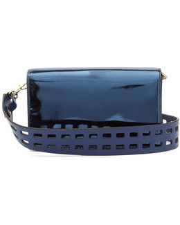 Soiree Patent-leather Cross-body Bag