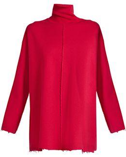 Round-neck Wool Sweater