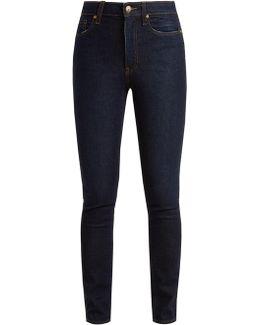 Vanessa High-rise Skinny-leg Jeans