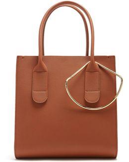 Mini Weekend Leather Bag