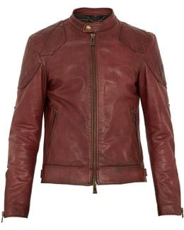 Outlaw Leather Jacket