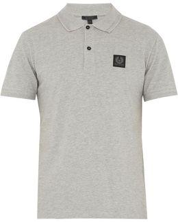 Stannett Cotton-piqué Polo Shirt