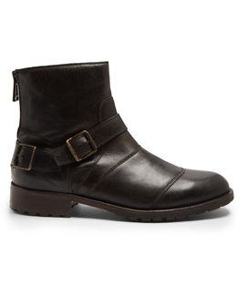 Trialmaster Leather Boots