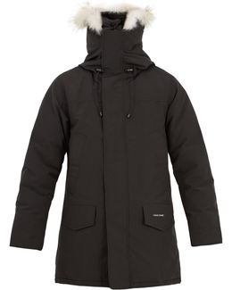 Langford Fur-trimmed Down Coat