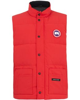 Freestyle Quilted Down Gilet