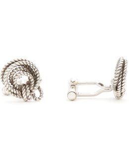 Twisted Rope Cufflinks
