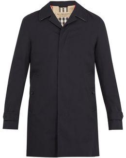Roeford Cotton-gabardine Trench Coat