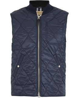 Powell Quilted Gilet