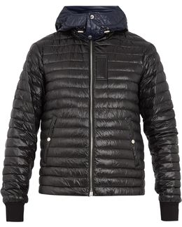 Arlington Quilted Down Jacket