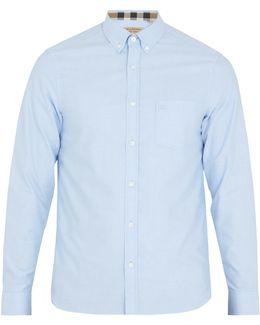 Reagan Single-cuff Cotton Shirt