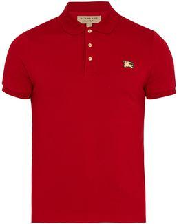 Talsworth Cotton-piqué Polo Shirt
