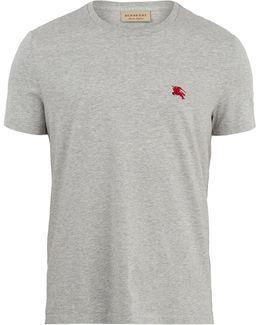 Tunworth Crew-neck Cotton T-shirt