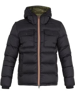Morane Quilted Down Coat
