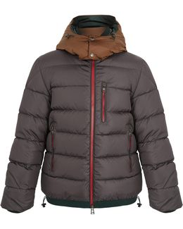 Gres Quilted Down Jacket