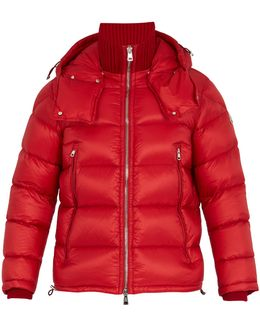 Pascal Quilted Down Jacket