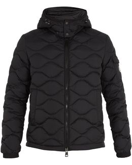 Morandieres Quilted Down Coat