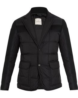 Ardenne Layered Quilted-down Coat
