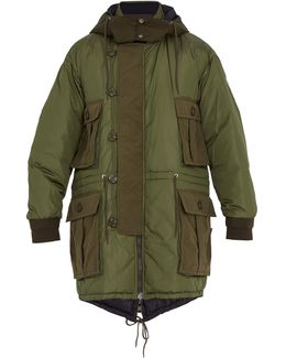 Gabriel Reversible Down Parka