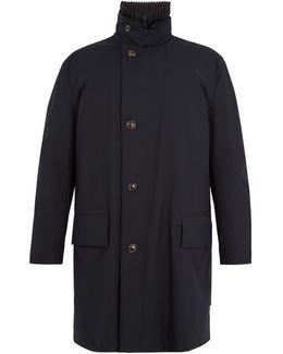 Elie Down Overcoat