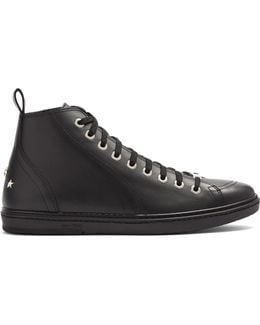 Colt High-top Leather Trainers