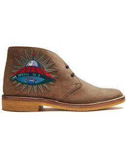 New Moreau Suede Desert Boots