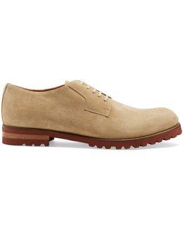 Gerrard Suede Derby Shoes