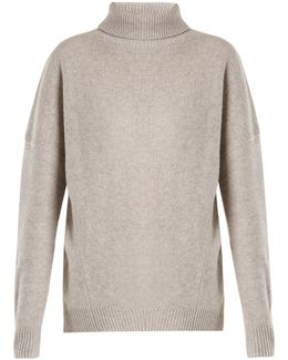 The Kloss Roll-neck Cashmere Sweater