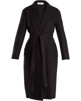 Tribe Stretch-wool Coat