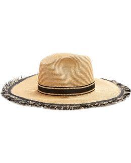 Batu Paper-straw Hat