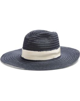 Batu Tara Hemp-straw Hat