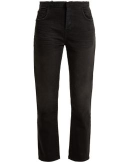 The Original Mid-rise Straight-leg Jeans