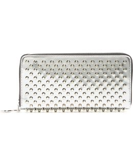 Panettone Speccio Embellished Leather Wallet