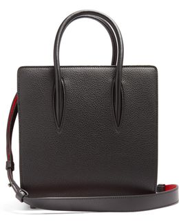 Paloma Small Leather Tote