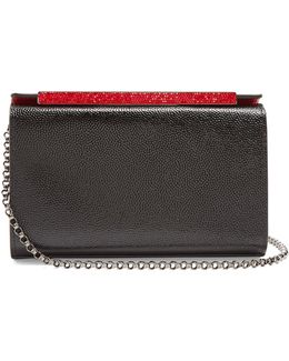 Vanité Caviar Clutch Bag