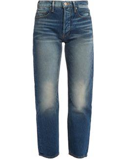 Le Original High-rise Straight-leg Jeans
