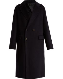 Kino Double-faced Cashmere Coat
