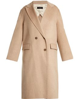 Kino Double-breasted Cashmere Coat