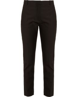 Zoom Tapered-leg Stretch-twill Trousers