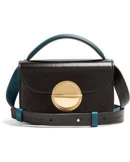Tuk Leather Cross-body Bag