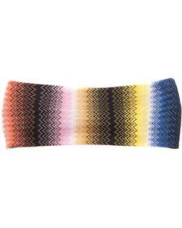 Zigzag Jersey Headband