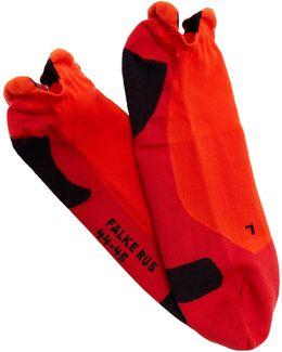 Ru 5 Invisible Running Socks